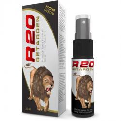 R20 SPRAY RETARDANTE EFECTO FRIO 20 ML - Imagen 1