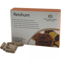 REISHUM COMP. ALIMENTICIO FORTALECIMIENTO SISTEMA INMUNITARIO 30 CAP - Imagen 1