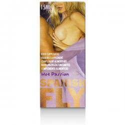 COBECO SPANISH FLY GOTAS HOT PASSION 15ML - Imagen 1