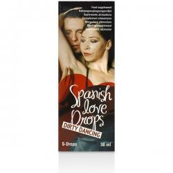 SPANISH LOVE GOTAS ESTIMULANTES 30ML - Imagen 1