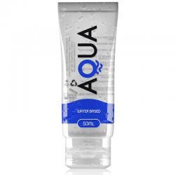 AQUA QUALITY LUBRICANTE BASE DE AGUA  50ML - Imagen 1