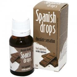 SPANISH FLY CHOCOLATE SENSATION GOTAS ESTIMULANTES - Imagen 1