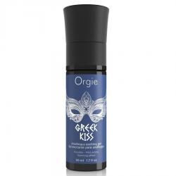 ORGIE GREEK KISS GEL ESTIMULANTE PARA ANALINGUS 50 ML - Imagen 1