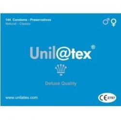 UNILATEX - PRESERVATIVOS  NATURALES 144 UDS - Imagen 1