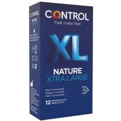 CONTROL ADAPTA  NATURE XL 12 UNID - Imagen 1