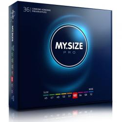 MY SIZE PRO CONDOMS 60 MM 36 UNITS - Imagen 1