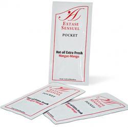 EXTASE SENSUEL ACEITE ESTIMULANTE MANGO 10ML - Imagen 1
