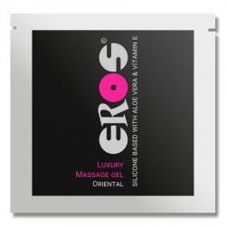 EROS LUXURY GEL DE MASAJE ORIENTAL 1.5 ML - Imagen 1
