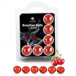 SECRETPLAY BRAZILIANS BALLS CEREZAS - Imagen 1