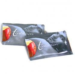 TENTACION LUBRICANTE CHOCOLATE MONODOSIS - Imagen 1