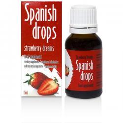 SPANISH FLY STRAWBERRY DREAMS GOTAS ESTIMULANTES - Imagen 1