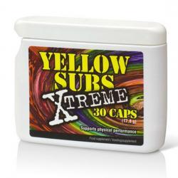 COBECO YELLOW SUBS XTREME ENERGIA CON CAFEINA 30 CAPS - Imagen 1