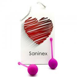 SANINEX CLEVER BOLA LILA - Imagen 1