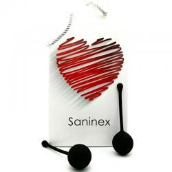 SANINEX CLEVER BOLA NEGRA - Imagen 1