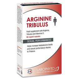 LABOPHYTO ARGININE TRIBULUS COMPLEMENTO ALIMENTICIO 60 CAP - Imagen 1