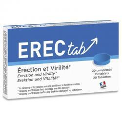 ERECTAB CAPSULAS ERECCION Y VIRILIDAD 20 CAPS - Imagen 1