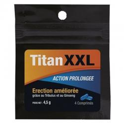 TITAN XXL PROLONGED ACTION 4 CAPSULAS - Imagen 1