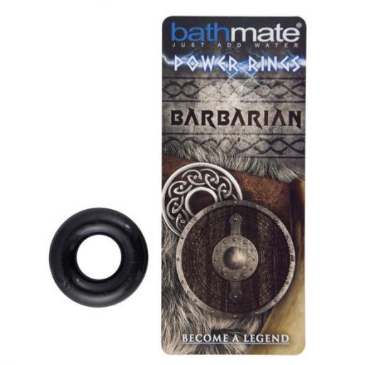 BATHMATE ANILLO PENE BARBARIAN NEGRO - Imagen 2