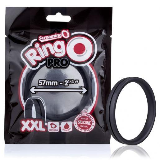 SCREAMING O  ANILLO POTENCIADOR RINGO PRO XXL NEGRO 57MM - Imagen 2