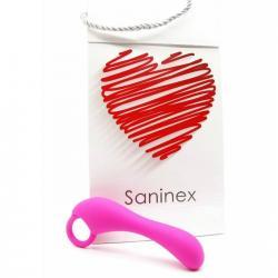 SANINEX ESTIMULADOR DUPLEX ORGASMIC ANAL SEX UNISEX ROSA - Imagen 2