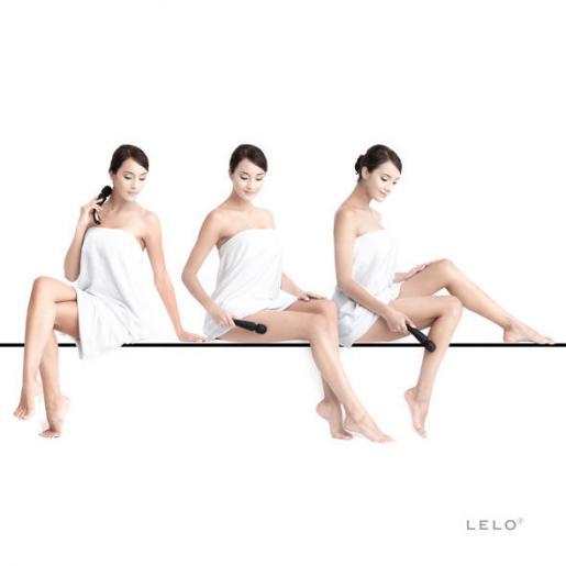 LELO INSIGNIA SMART WAND MEDIUM BLACK - Imagen 5